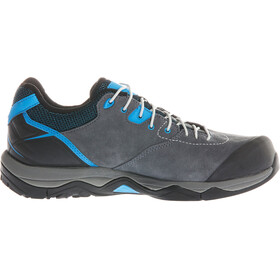 Haglöfs W's Roc Claw GT Shoes Rock/Blue Agate